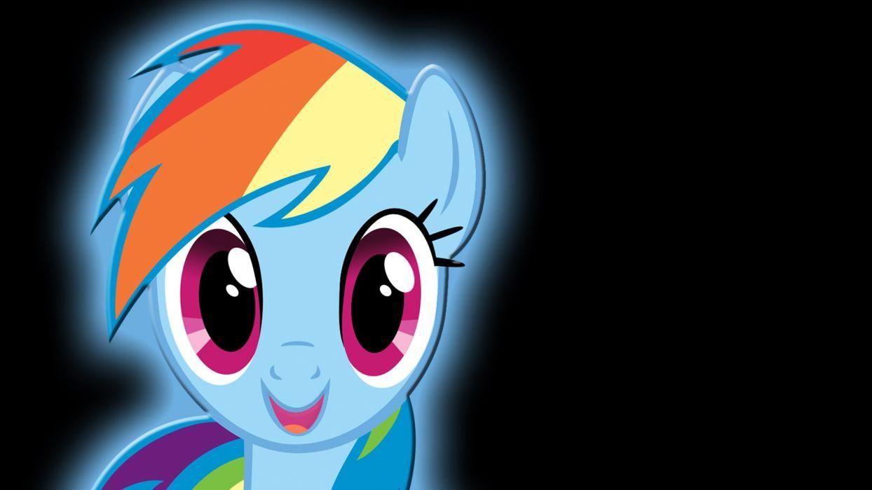 My Little Pony Rainbow Dash Wallpaper 1920x1080 280594