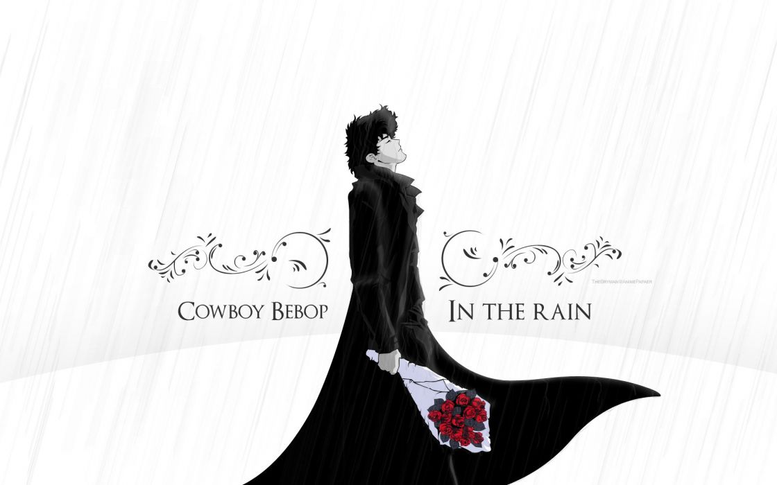 Cowboy Bebop anime wallpaper