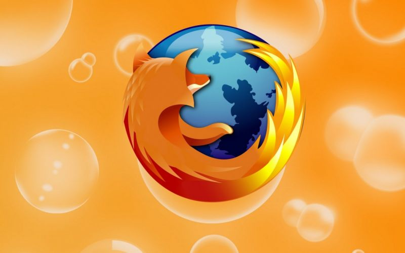 Internet Firefox browsers logos wallpaper