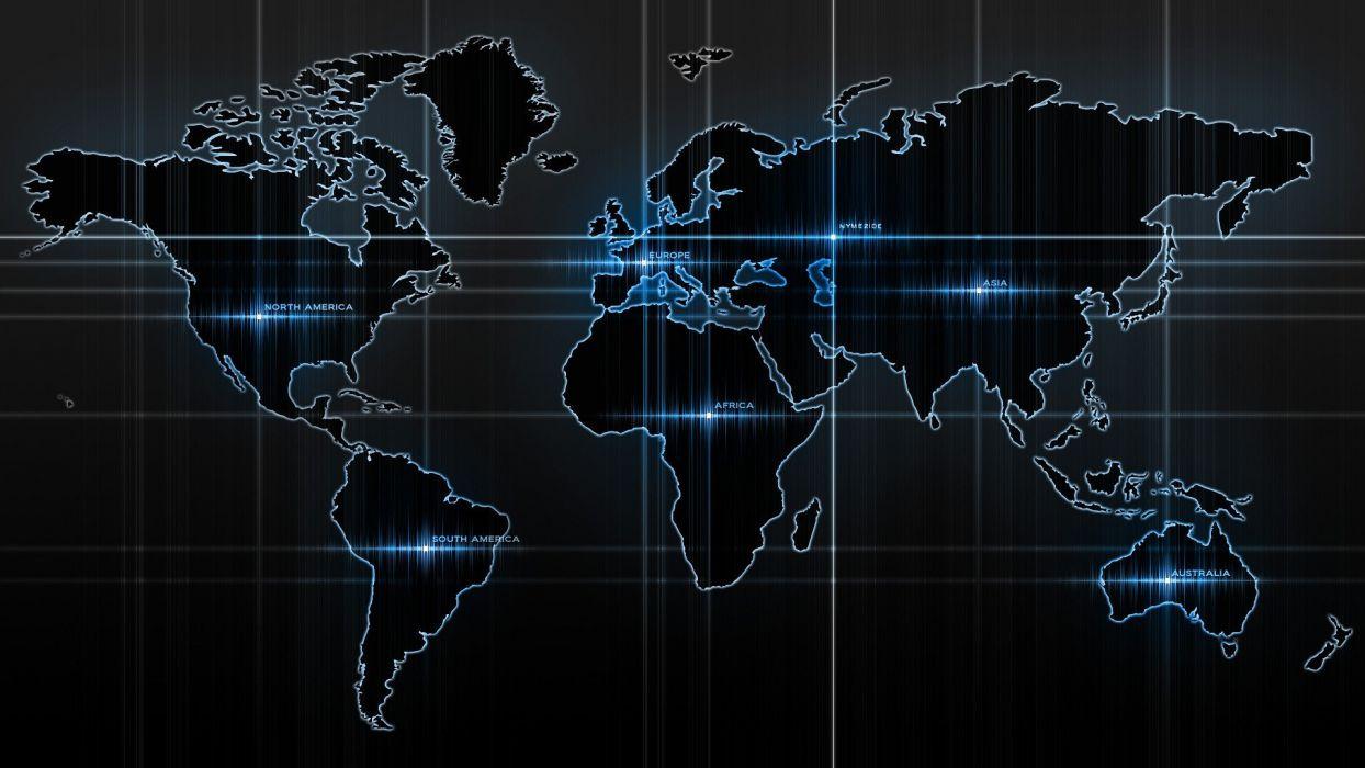 worldmap world map wallpaper