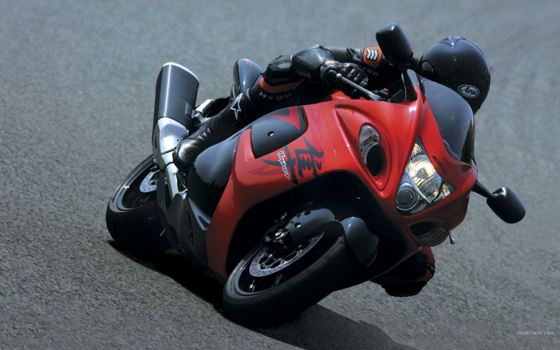 Suzuki vehicles Suzuki Hayabusa GSX1300R motorbikes motorcycles wallpaper