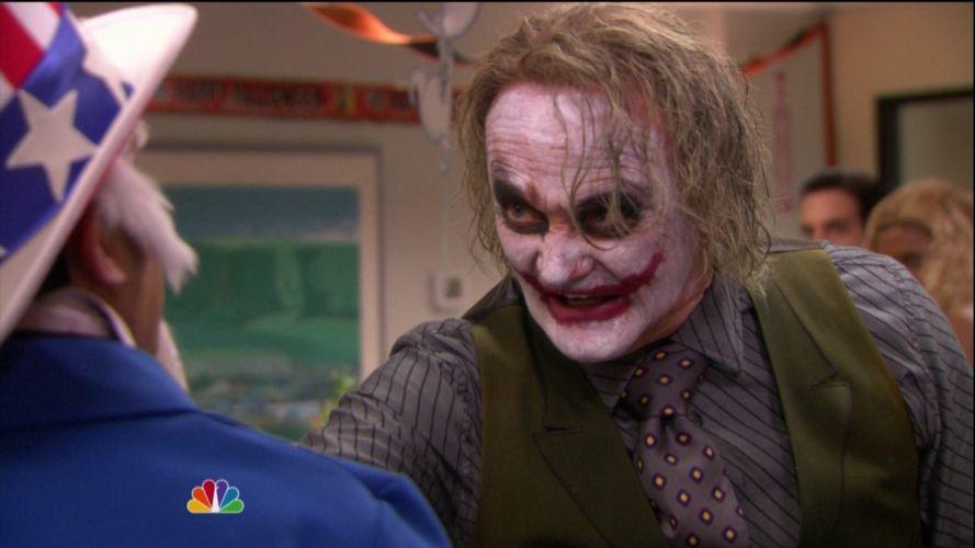 The Joker The Office wallpaper