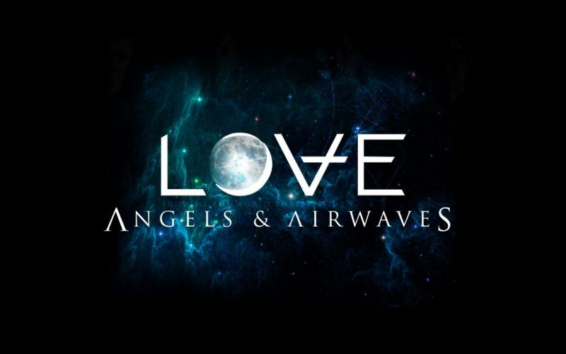 love outer space bands Angels and Airwaves wallpaper