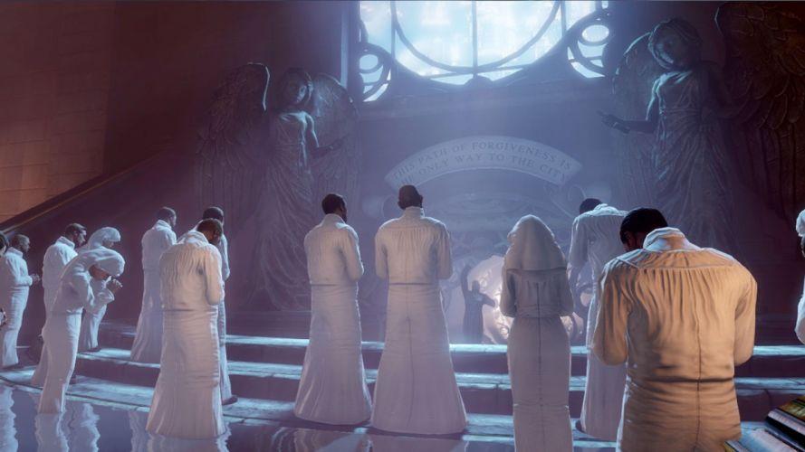 video games Bioshock Infinite wallpaper