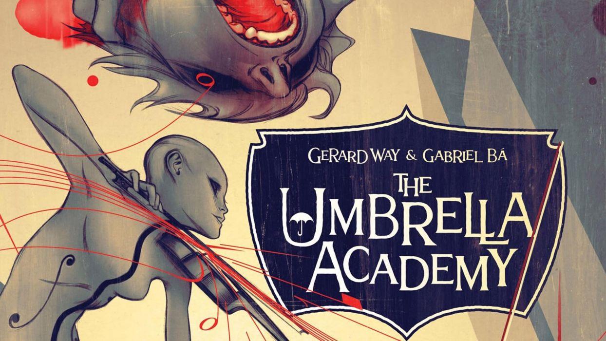 Umbrella Academy wallpaper