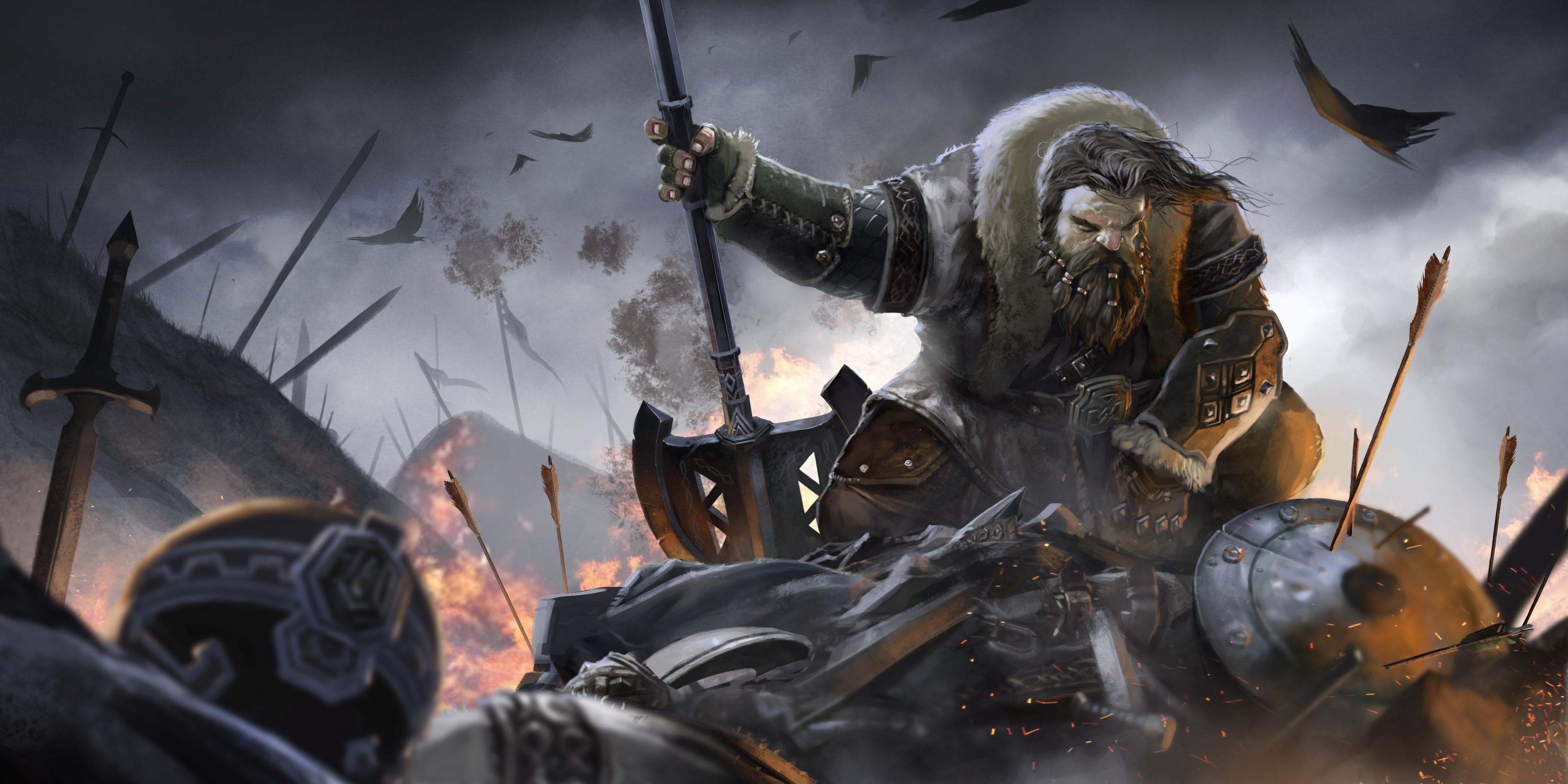The Hobbit Armies Of Third Age Wallpaper