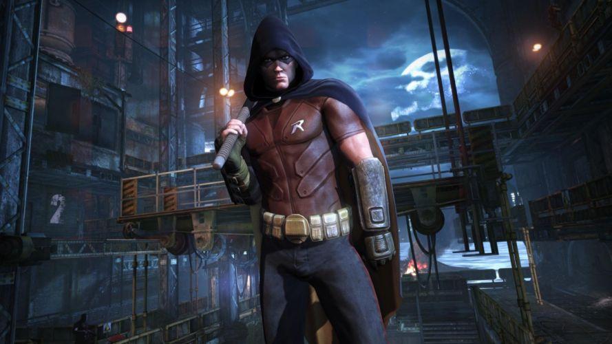 Batman: Arkham City wallpaper