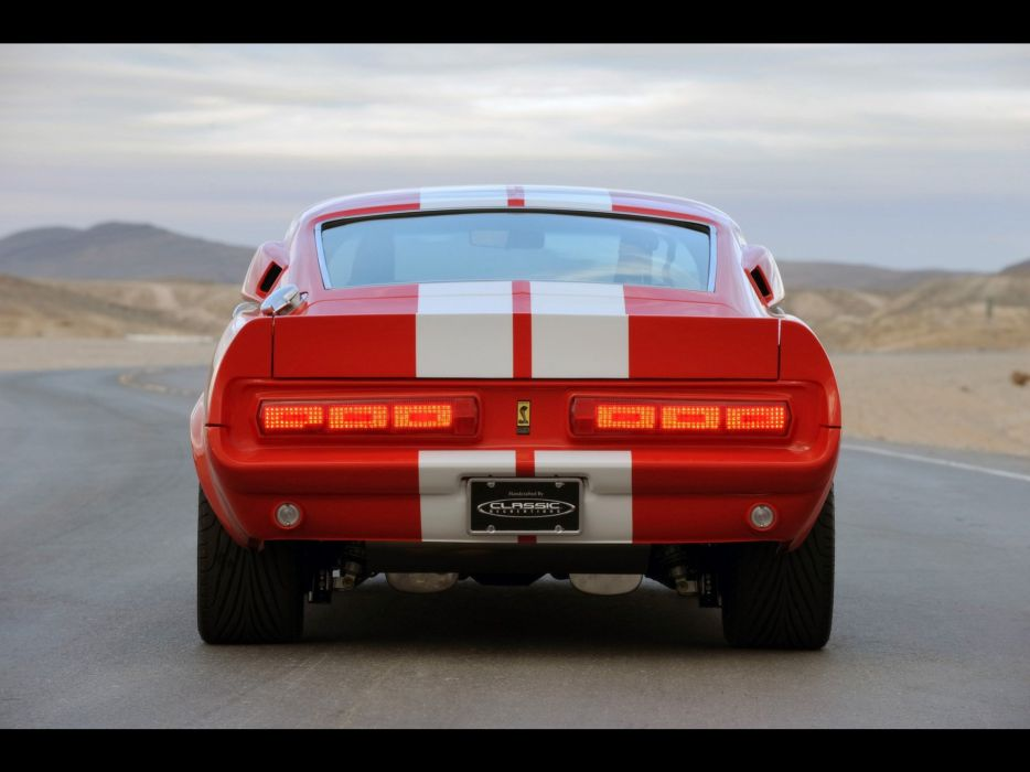 muscle cars Classic Ford Shelby wallpaper