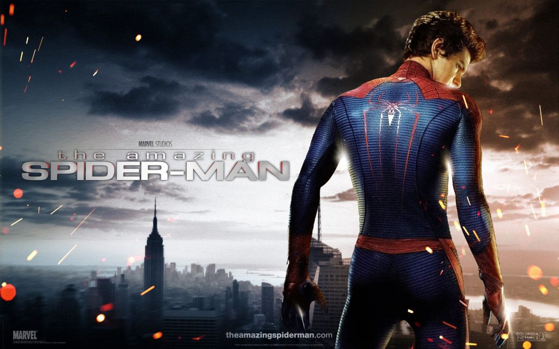 Spider-Man Andrew Garfield The Amazing Spider-man wallpaper