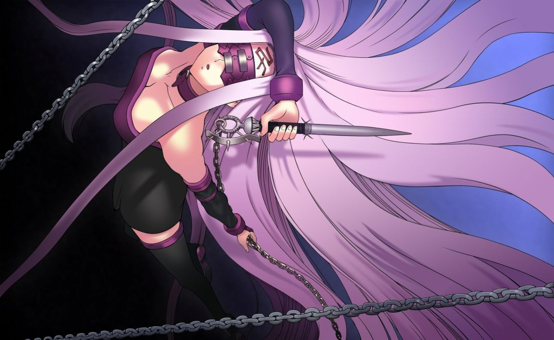 Fate/Stay Night anime Rider (Fate/Stay Night) Fate series wallpaper