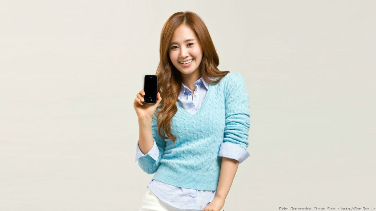 women Girls Generation SNSD Kwon Yuri wallpaper