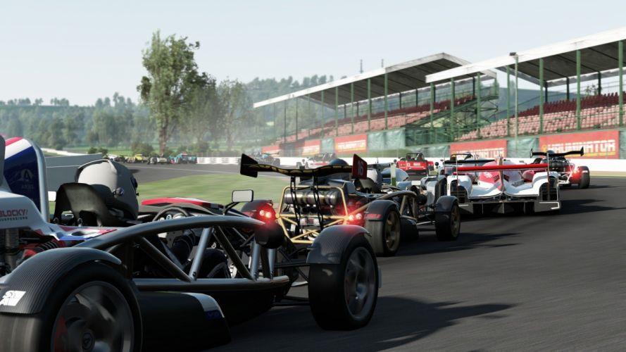 video games cars screenshots racing racing cars PROJECT CARS wallpaper