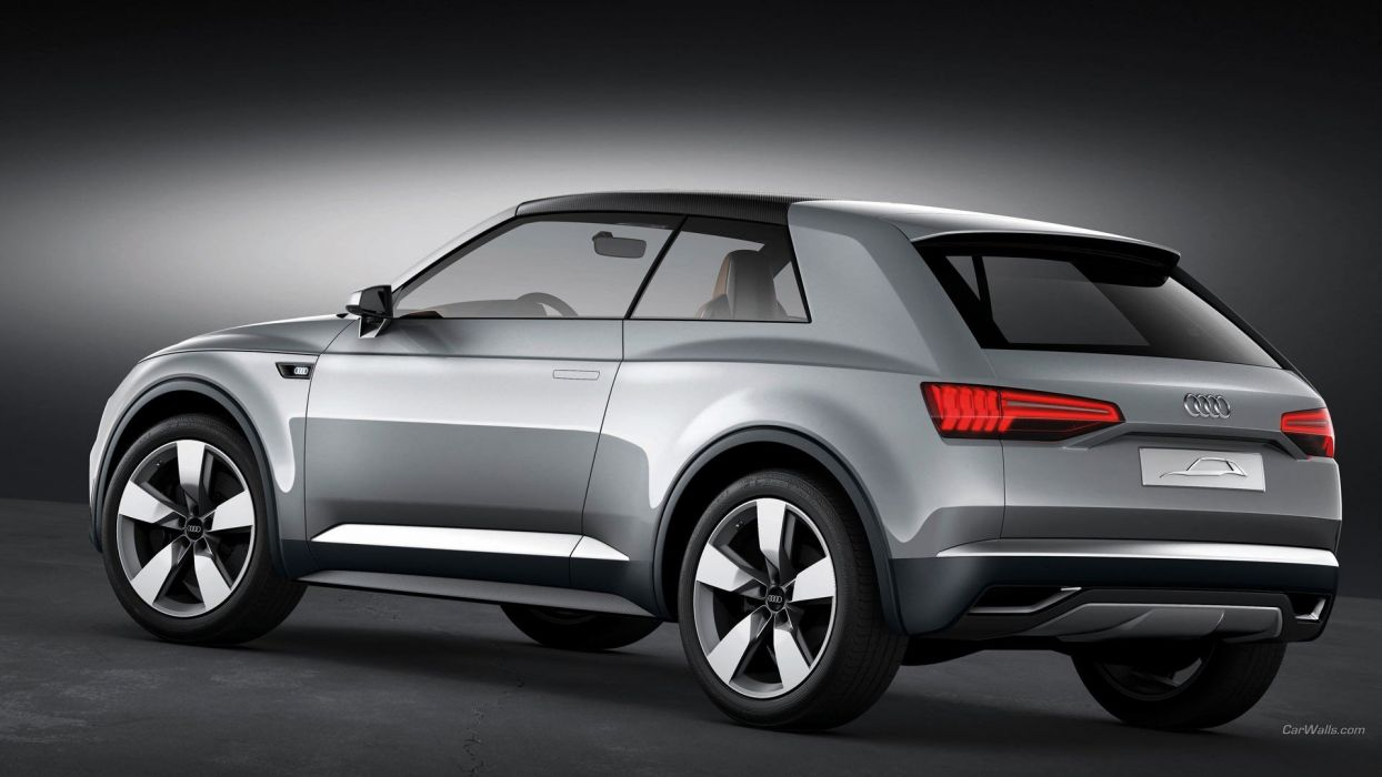 Audi coupe Audi Crosslane Coupe Concept Car wallpaper