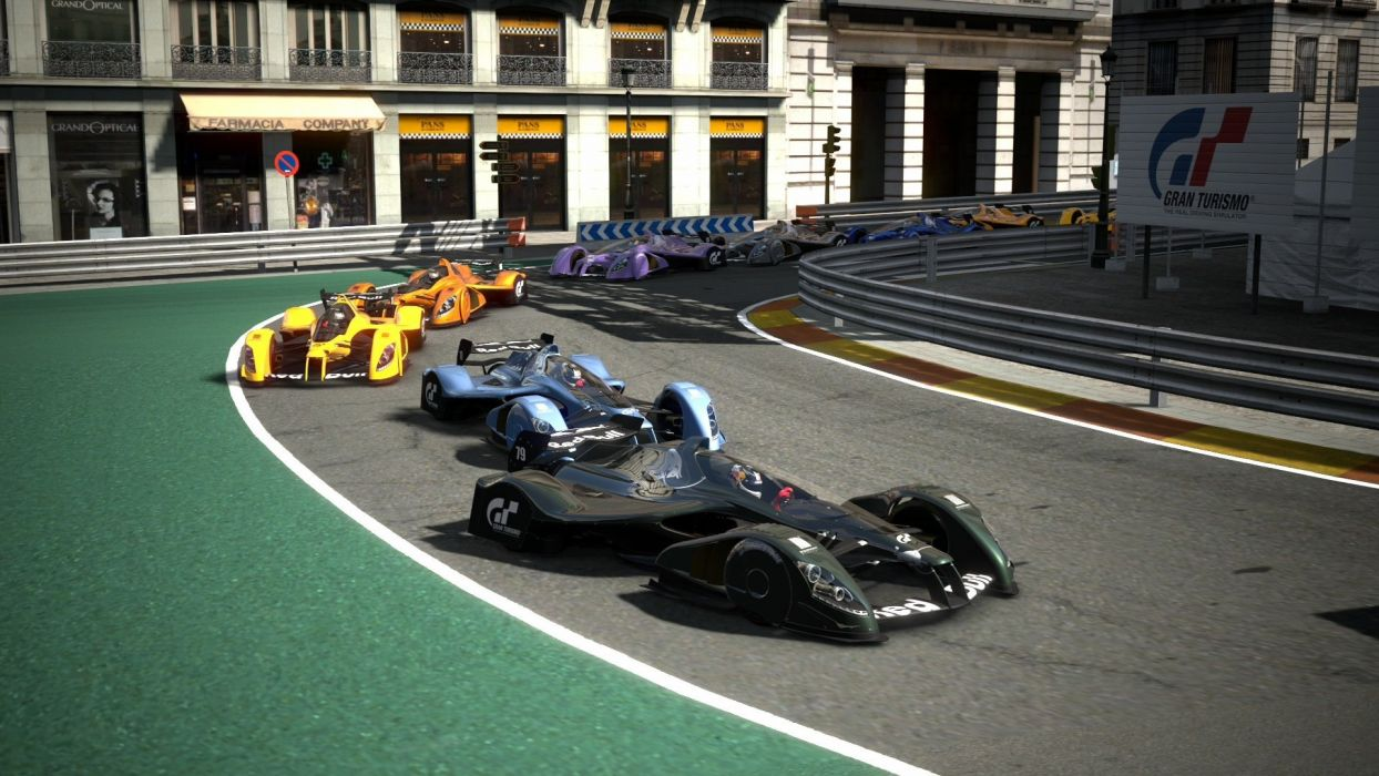 video games cars PlayStation madrid Gran Turismo 5 races Mini wallpaper