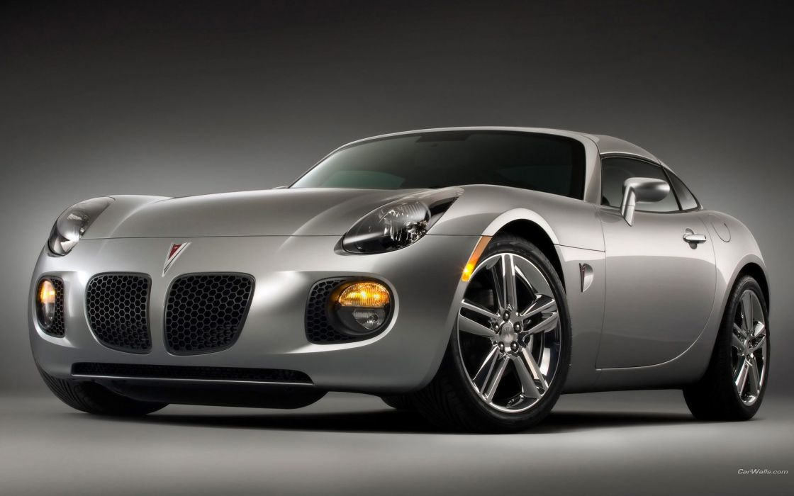 cars Pontiac Solstice wallpaper