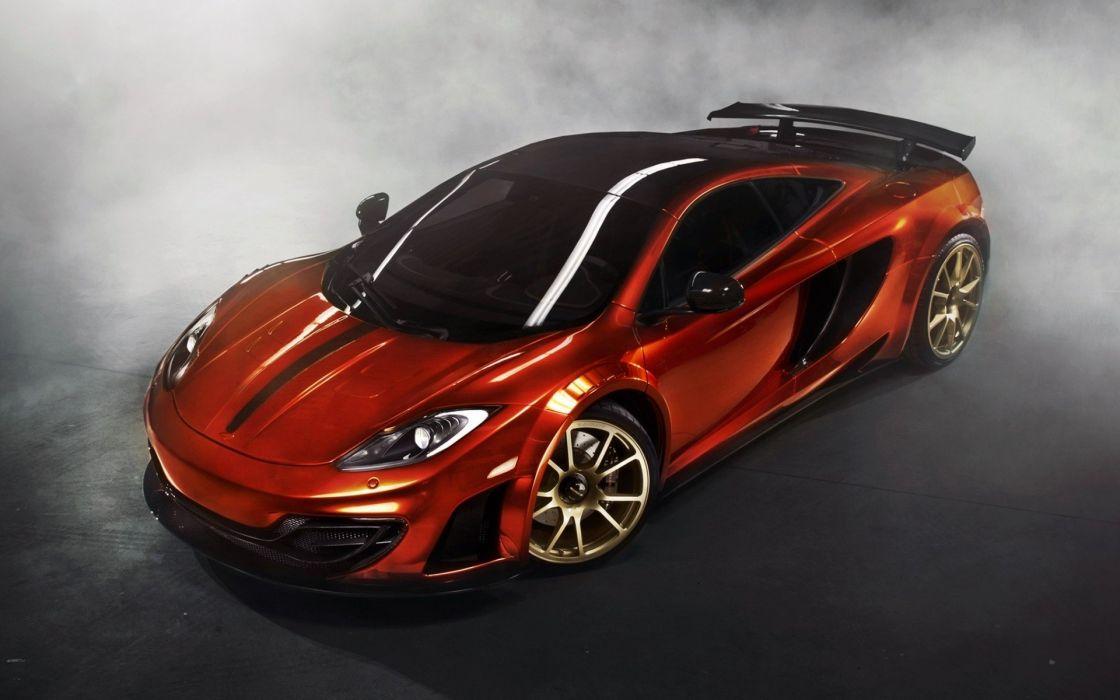 McLaren Mansory wallpaper