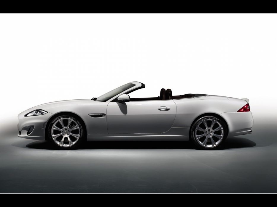 convertible Jaguar XK Jaguar XKR Special Edition wallpaper
