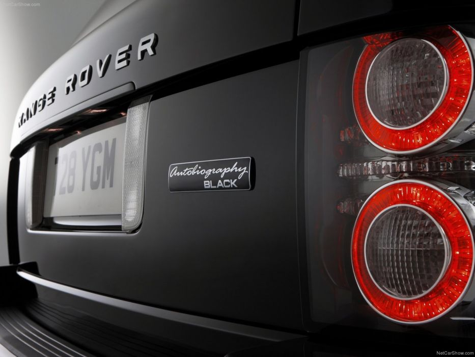 black cars Land Rover Range Rover wallpaper