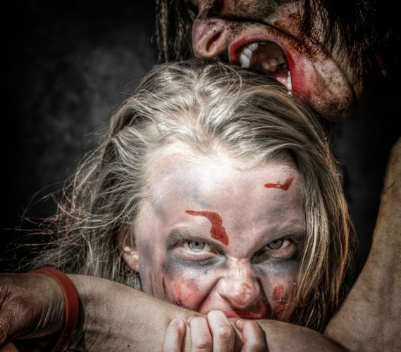arm blood vampire horror wallpaper