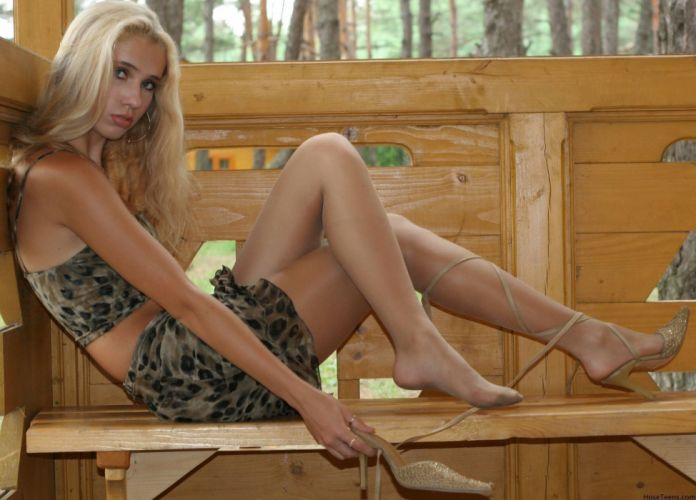 camo pantyhose stocking tights nylon sexy babe blonde g wallpaper