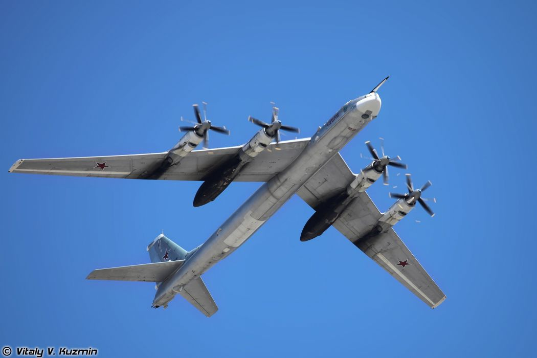 tupolev war russian tu95 wallpaper