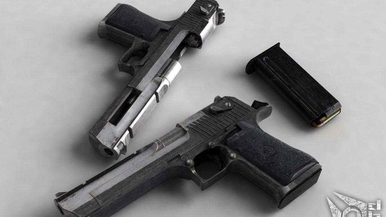 desert eagle weapon gun pistol wallpaper