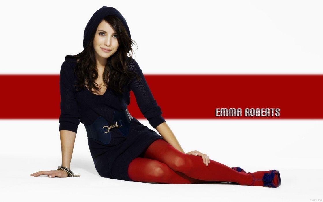 emma roberts actress poster    g wallpaper