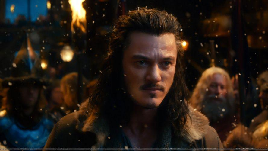 fire elf hobbit lord rings lotr fantasy movie film smog desolation wallpaper