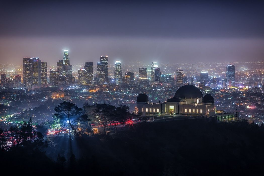 Griffith Park california usa wallpaper