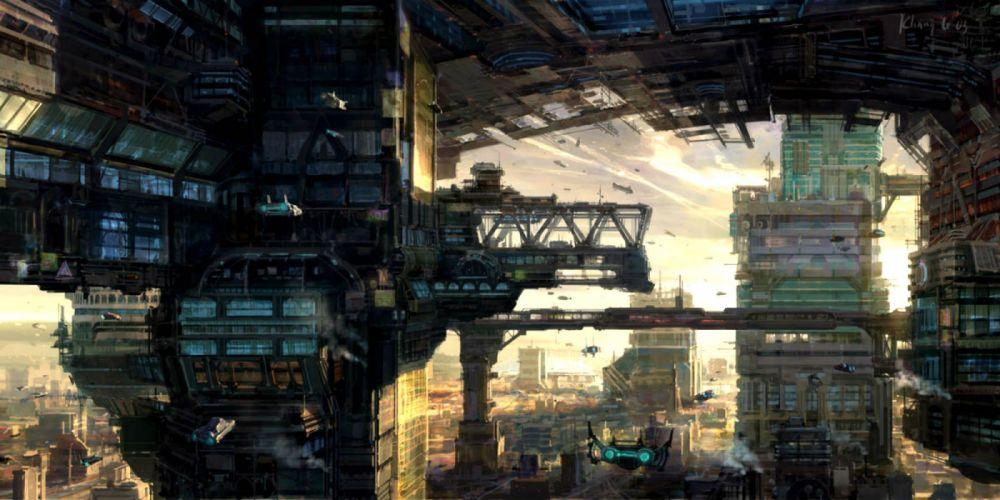 HAWKEN onlone mech mecha shooter sci-fi (7) wallpaper