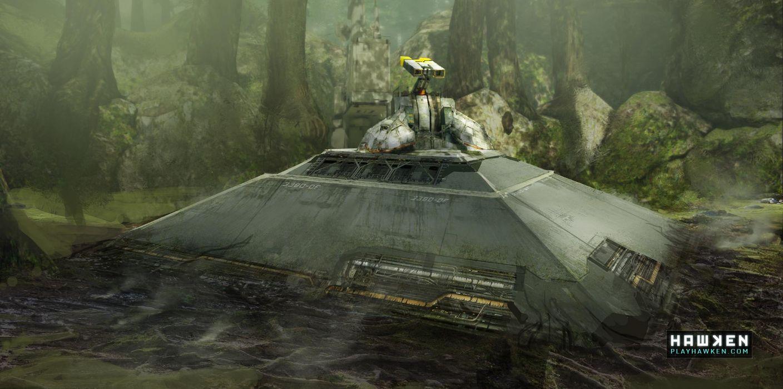 HAWKEN onlone mech mecha shooter sci-fi (15) wallpaper