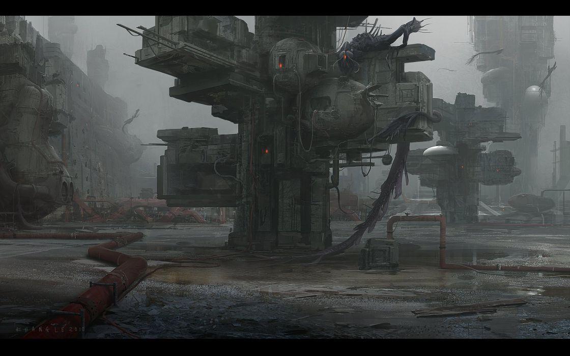 HAWKEN onlone mech mecha shooter sci-fi (30) wallpaper