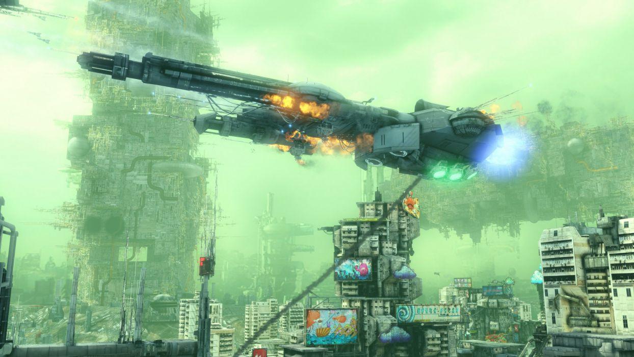 HAWKEN onlone mech mecha shooter sci-fi (34) wallpaper
