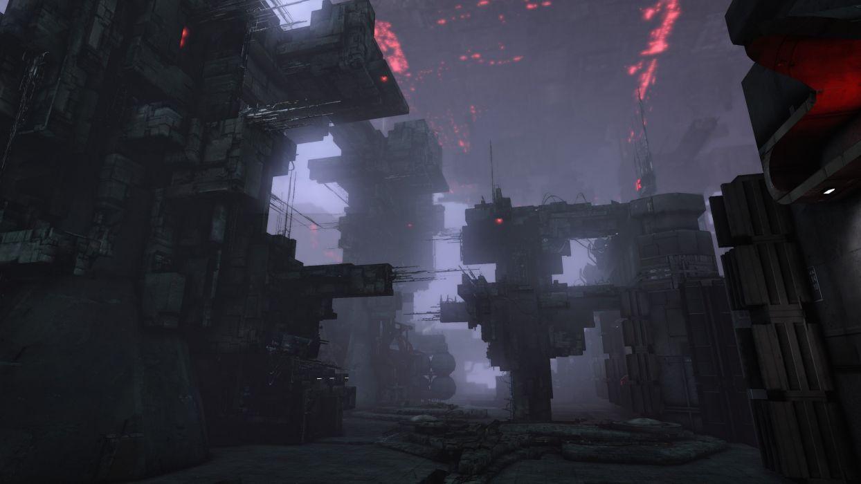 HAWKEN onlone mech mecha shooter sci-fi (51) wallpaper