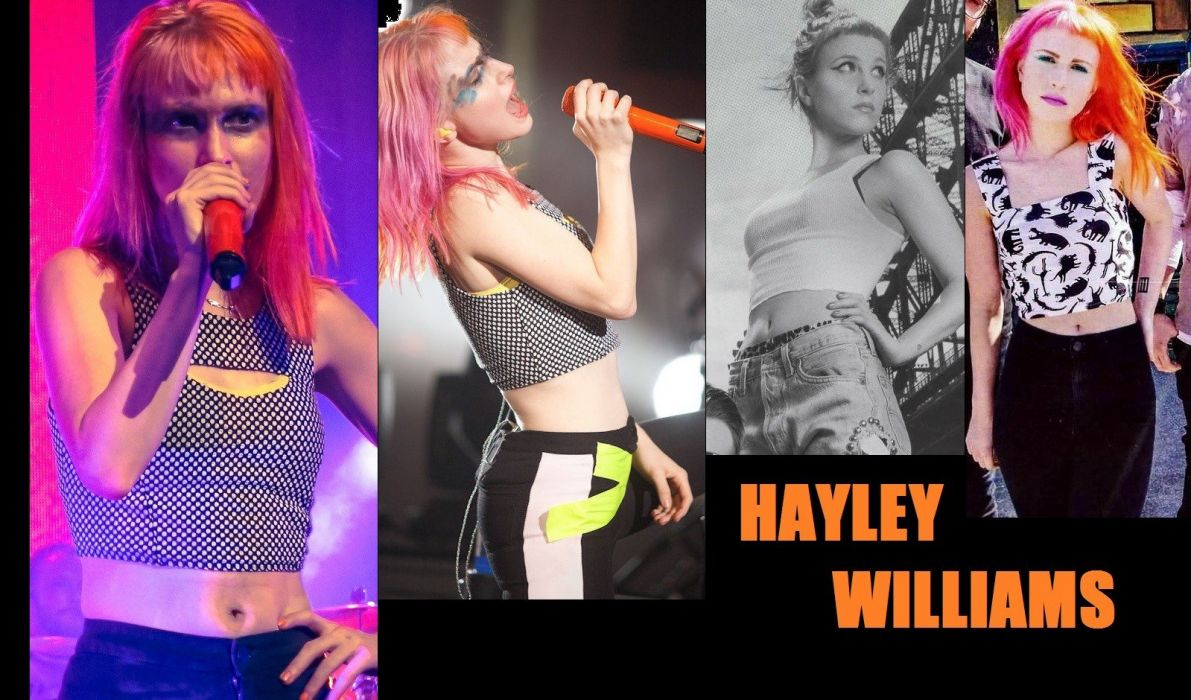 hayley williams paramore alternative redhead poster indie      g wallpaper