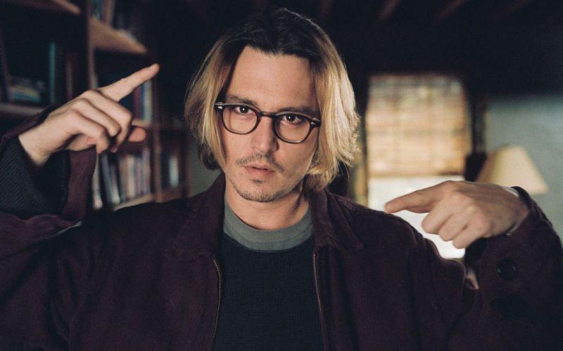 Johnny Depp Glasses wallpaper