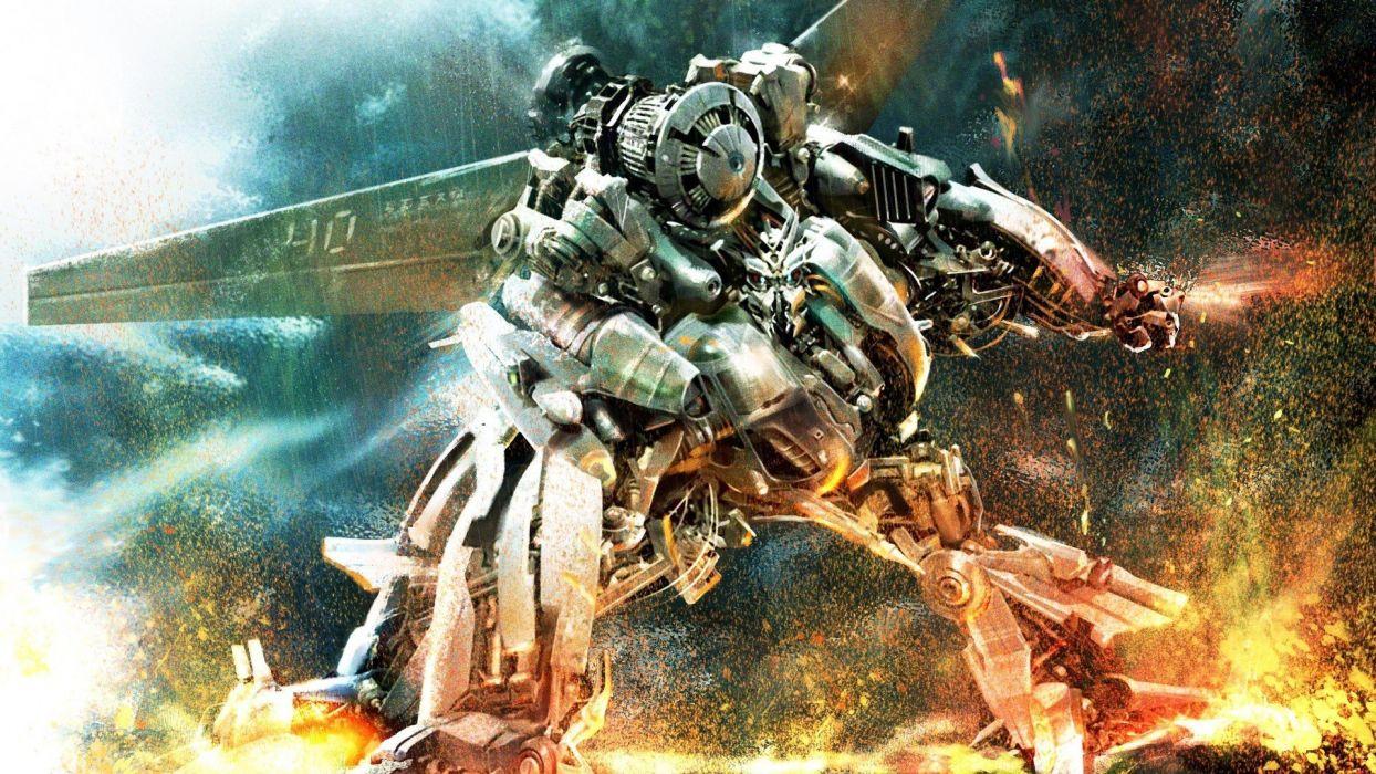 mecha mech sci-fi warrior wallpaper