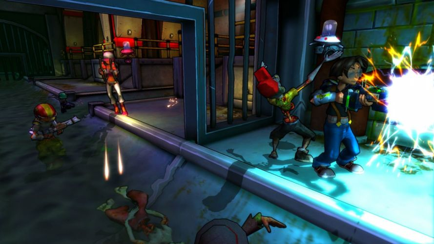MONSTER MADNESS ONLINE mmo sci-fi shooter (11) wallpaper