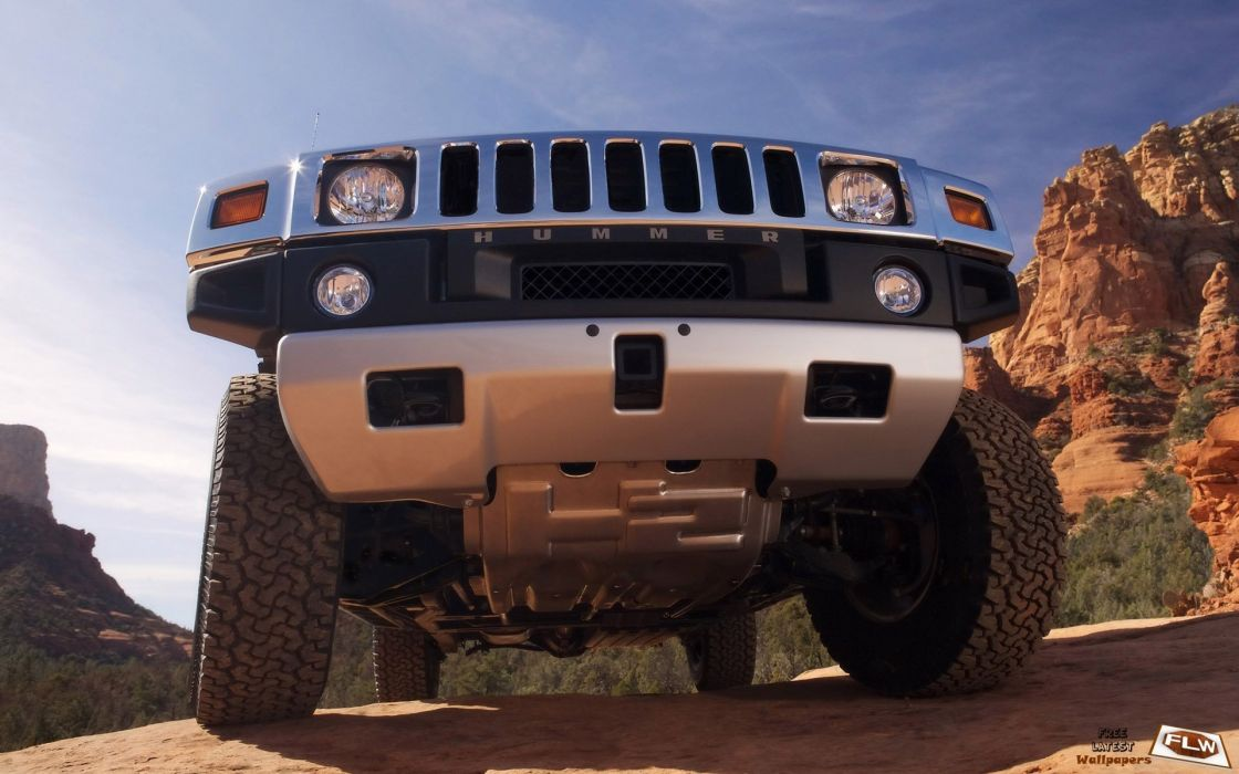 trucks vehicles Hummer offroad wallpaper
