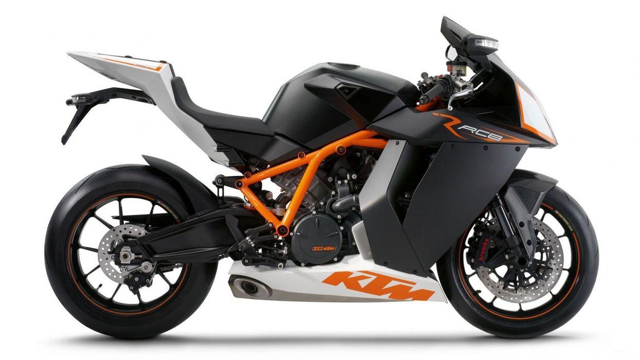 ktm motorbikes KTM RC8 1190 wallpaper