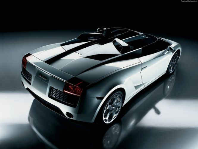 cars Lamborghini concept art wallpaper