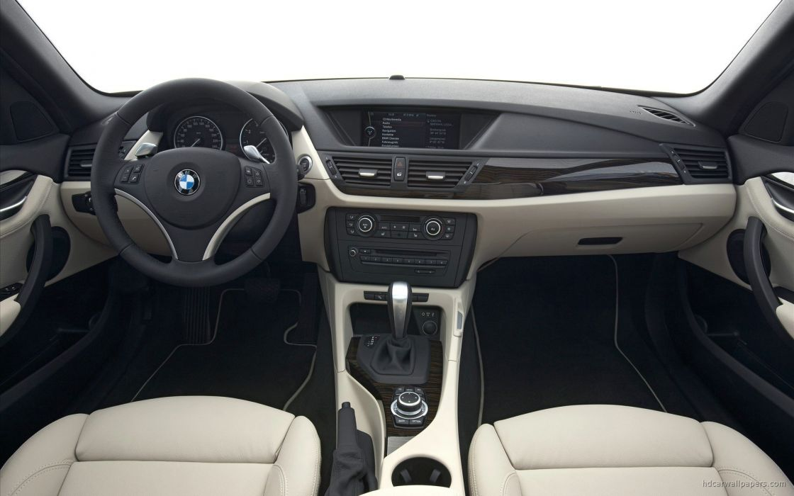 BMW cars interior vehicles wallpaper