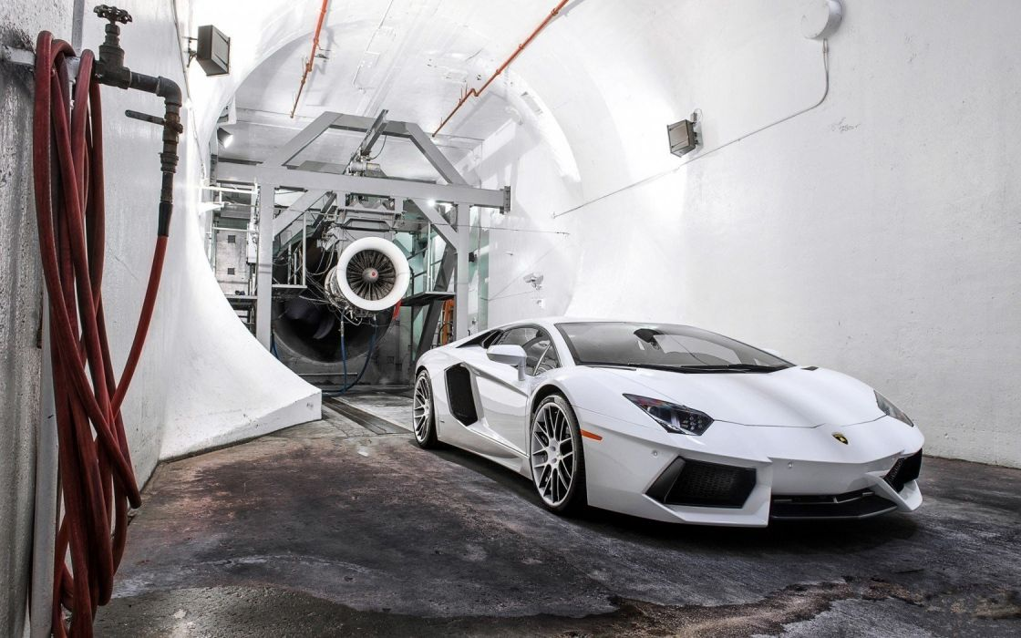 cars engines wheels Lamborghini Aventador sports cars white cars wallpaper