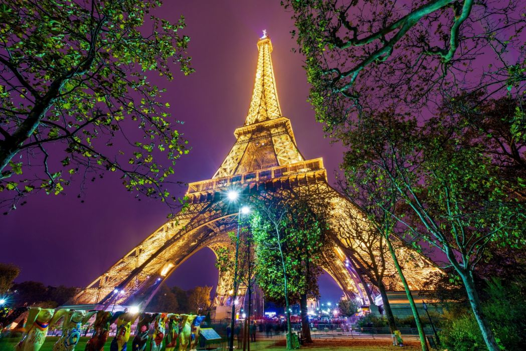 Paris France eiffel tower     gd wallpaper