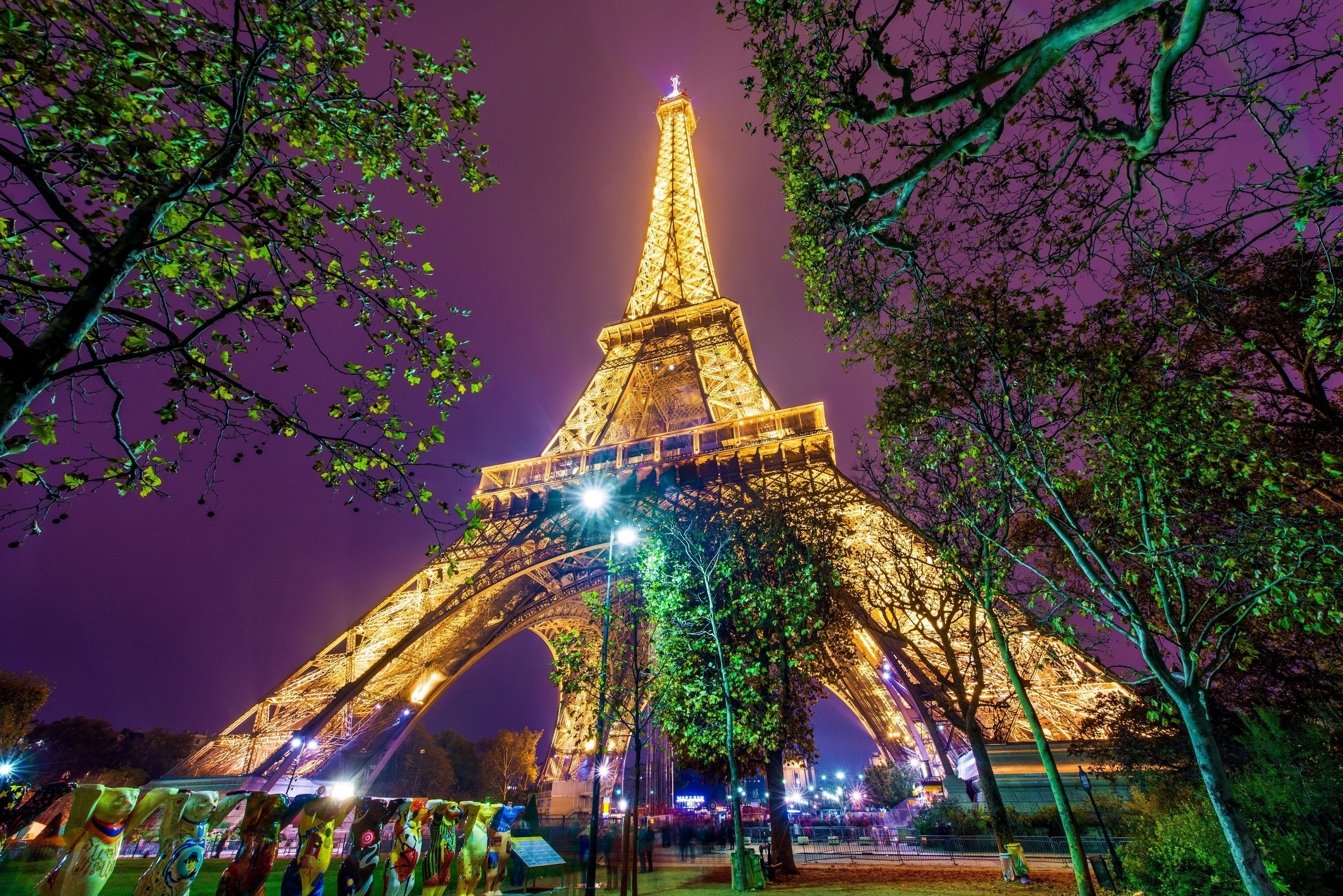 Paris France Eiffel Tower Gd Wallpaper 3008x2008 282263