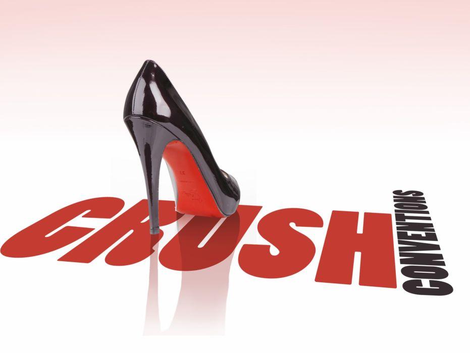 poster fetish shoe wallpaper