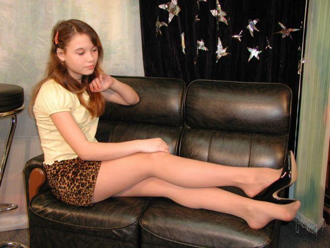 star pantyhose stocking tights nylon sexy babe brunette g wallpaper