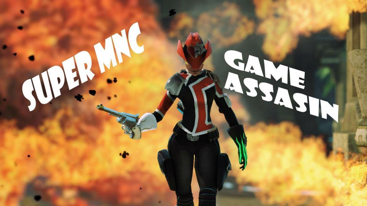 SUPER MONDAY NIGHT COMBAT mmo shooter game mnc (3) wallpaper