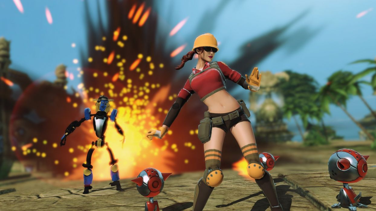 SUPER MONDAY NIGHT COMBAT mmo shooter game mnc (15) wallpaper