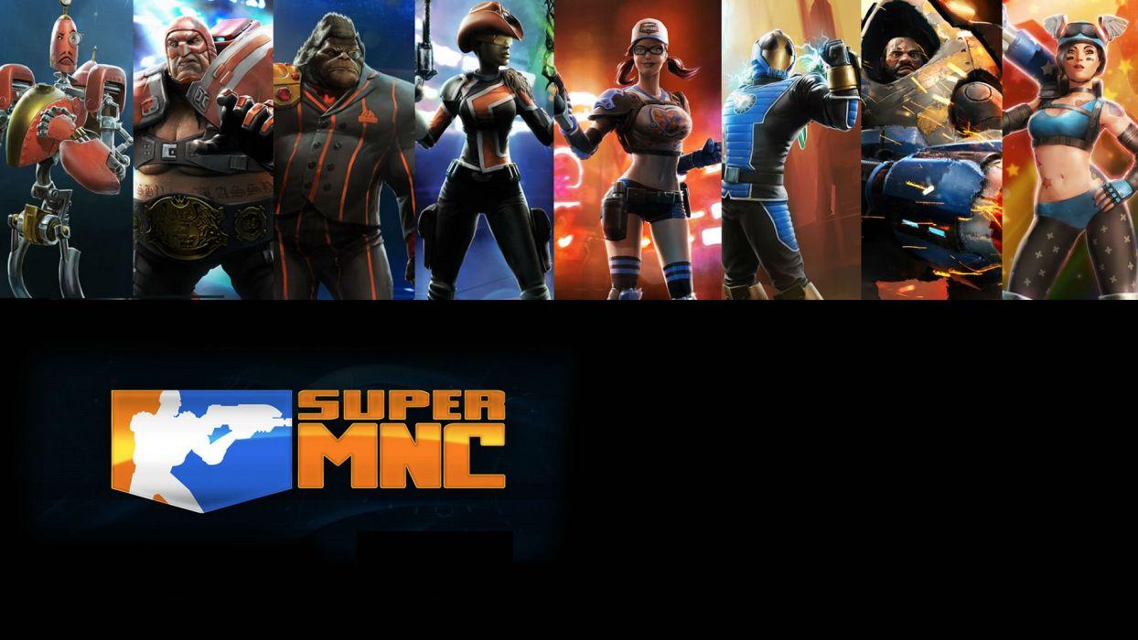 SUPER MONDAY NIGHT COMBAT mmo shooter game mnc (42) wallpaper